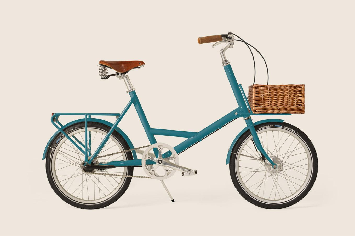 Wren Bicycle Oxford Blue