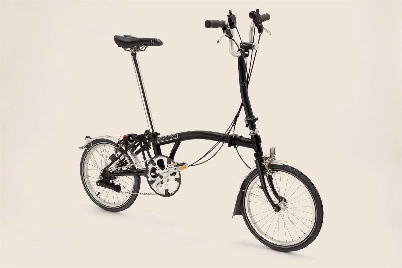 Brompton H Style 6 Speed
