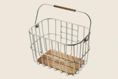 Brooks Hoxton Wire Basket MED