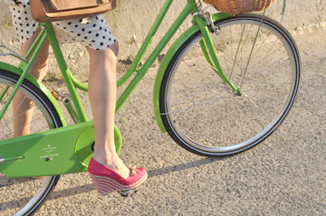 Kate Spade New York bike